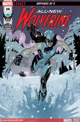 All-New Wolverine (2016-) #26