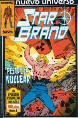 Star Brand (1988-1989) (Grapa. 17x26. 24 páginas. Color.) #8