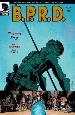 B.P.R.D. (Comic Book) #12