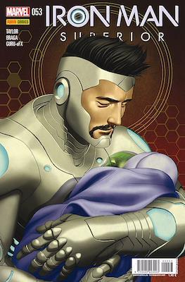 El Invencible Iron Man Vol. 2 (2011-) (Grapa - Rústica) #53