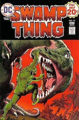 Swamp Thing (1972 1st Series) (Comic Book. 1972 - 1976) #12