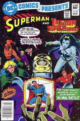 DC Comics Presents: Superman (Grapa) #43
