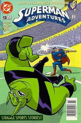 Superman Adventures (Comic-book) #13