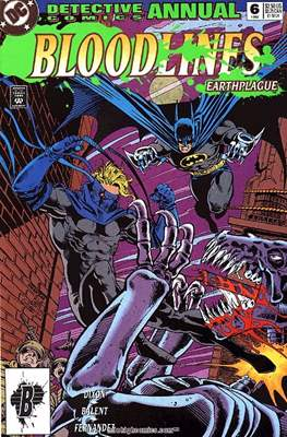 Detective Comics Vol. 1 Annual (1988-2011) (Comic Book) #6