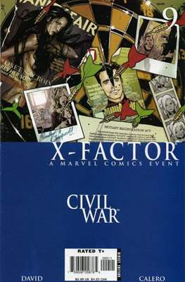 X-Factor Vol. 3 (Saddle-stitched) #9