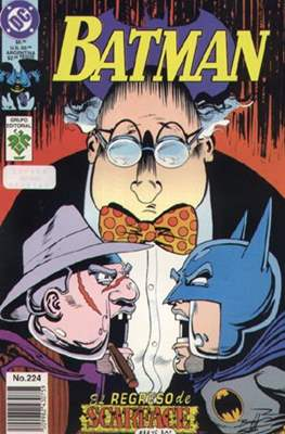Batman Vol. 1 (Grapa. 1987-2002) #224