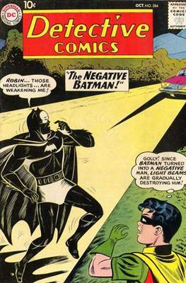 Detective Comics Vol. 1 (1937-2011; 2016-) (Comic Book) #284