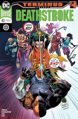 Deathstroke Vol. 4 (2016- ) (Comic-book) #43
