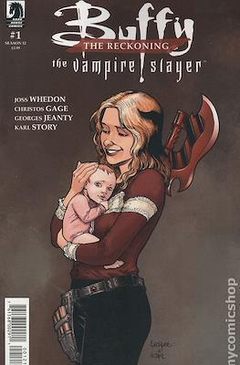 Buffy the Vampire Slayer Season 12 The Reckoning (Variant Cover)