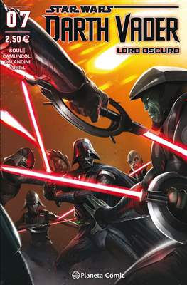 Star Wars: Darth Vader. Lord Oscuro (Grapa 40 pp) #7