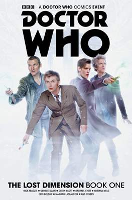 Doctor Who - The Lost Dimension