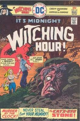 The Witching Hour Vol.1 #62