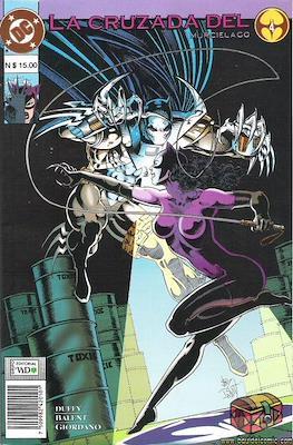 Batman: La cruzada del murciélago #4