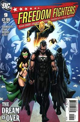 Freedom Fighters Vol. 2 (Comic Book) #9