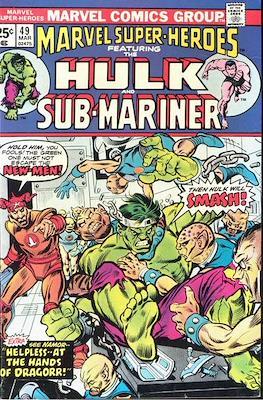 Marvel Super-Heroes (Grapa) #49