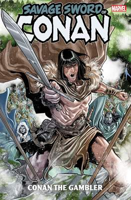 Savage Sword of Conan (2019-) #2