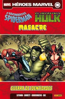 Spiderman, Hulk y Masacre: Guerra de identidades (2012)