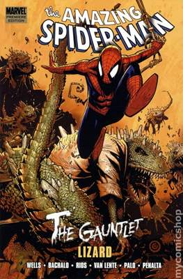 The Amazing Spider-Man: The Gauntlet (Hardcover) #5