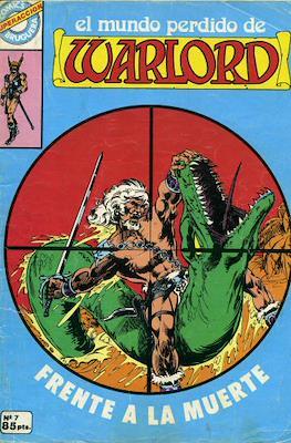 El mundo perdido de Warlord (Grapa 52 pp) #7