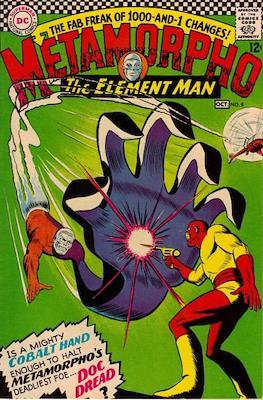 Metamorpho (Vol. 1 1965-1968) #8