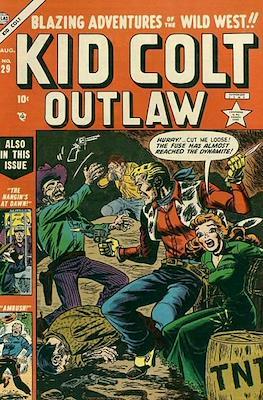 Kid Colt Outlaw Vol 1 #29