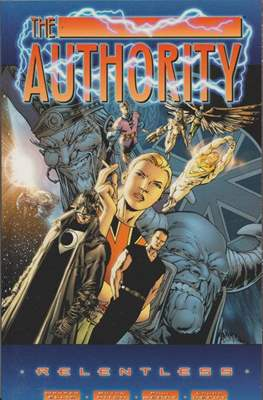 The Authority (Softcover 128-160-192 pp) #1