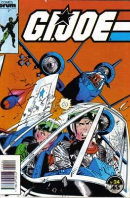 Comando G.I.Joe (Grapa 32 pp) #24