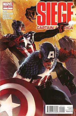 Siege. Captain America