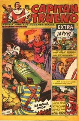 El Capitán Trueno Extra (Grapa, 40 páginas (1960-1968)) #7