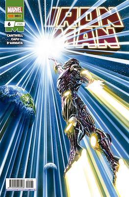 El Invencible Iron Man Vol. 2 / Iron Man (2011-) (Grapa - Rústica) #125/6