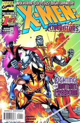 X-Men: Liberators #1