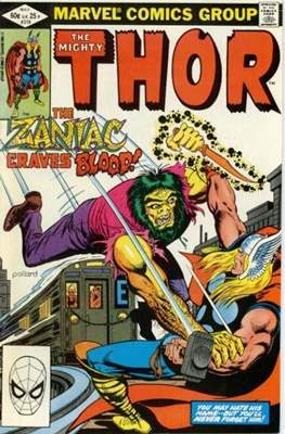 Journey into Mystery / Thor Vol 1 (Comic Book) #319