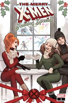 The Merry X-Men Holiday Special