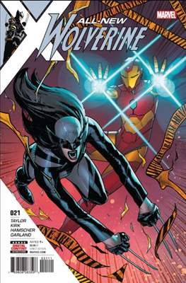 All-New Wolverine (2016-) #21