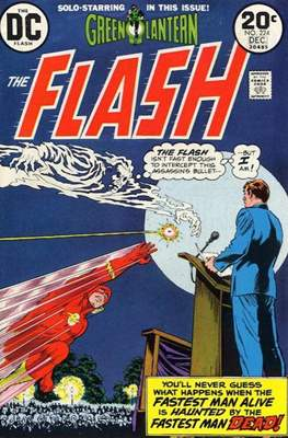 Flash vol. 1 (1959-1985) (Grapa, 32 págs.) #224