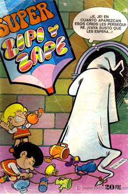 Super Zipi y Zape (Grapa, 64 páginas (1973)) #19