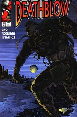 Deathblow (Grapa) #18