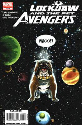 Lockjaw and the Pet Avengers (Comic Book) #4