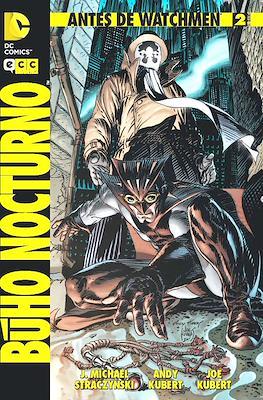 Antes de Watchmen: Buho Nocturno (Grapa) #2