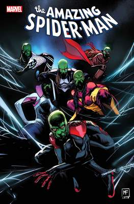 The Amazing Spider-Man Vol. 5 (2018 - ) (Comic Book) #54.LR