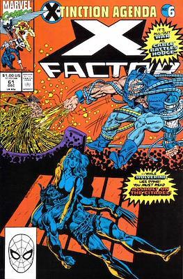 X-Factor Vol. 1 (1986-1998) (Comic Book) #61