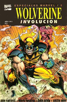 Especiales Marvel (Rústica) #5