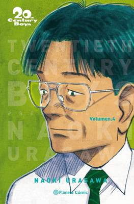 20th Century Boys (Kanzenban) #4