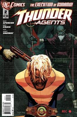 T.H.U.N.D.E.R. Agents Vol. 4 (2012) (Comic Book) #2