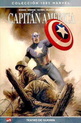 Capitán América: Teatro de guerra (2010) 100% Marvel