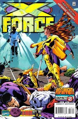 X-Force Vol. 1 (1991-2002) (Comic Book) #58
