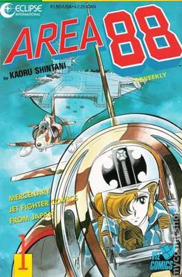 Area 88 (Softcover) #1