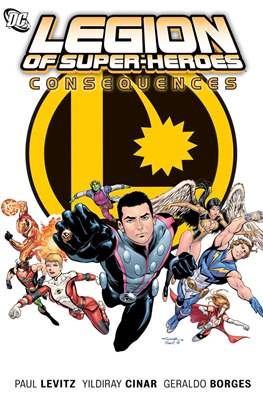 Legion of Super-Heroes Vol. 6 (2010-2011) (Hardcover) #2