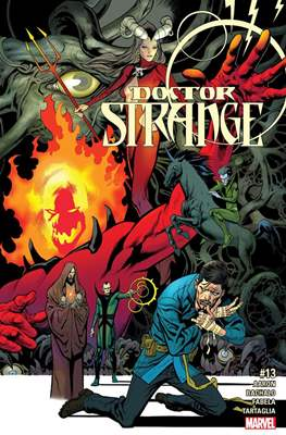 Doctor Strange Vol. 4 (2015-2018) (Digital) #13