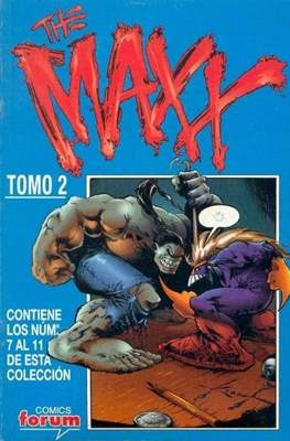 The Maxx (Rustica Retapado) #2